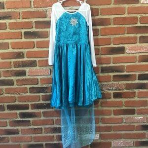 Girls Dress up Dress sz 120